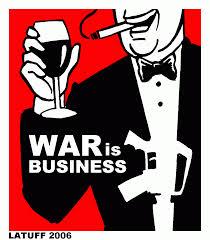 """Wojna to biznes"""
